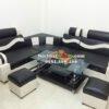 Hình ảnh Mẫu sofa đẹp rẻ Hà Nội kết hợp bàn trà đẹp