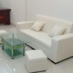 Sofa văng da 1m8 AmiA SFV057