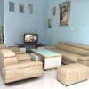 Mẫu ghế sofa da đẹp hai ghế chủ Amia SF083