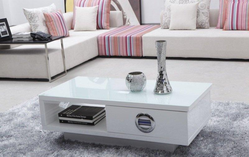 Hình ảnh cho cách bố trí mẫu bàn trà đẹp kết hợp cùng bộ ghế sofa phòng khách