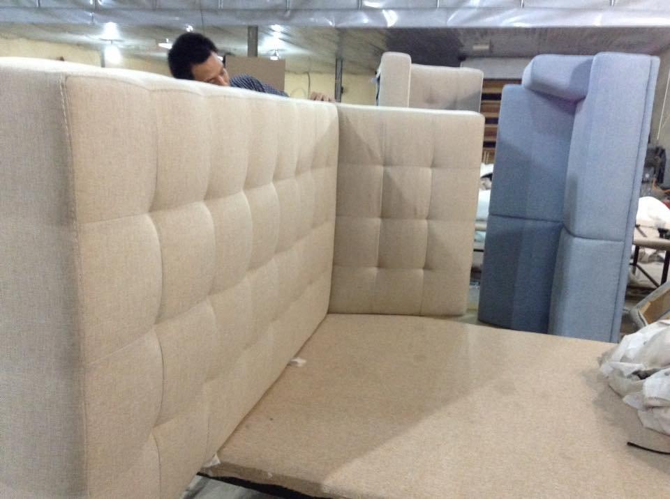 Quy trình đóng sofa theo yêu cầu tại Hà Nội