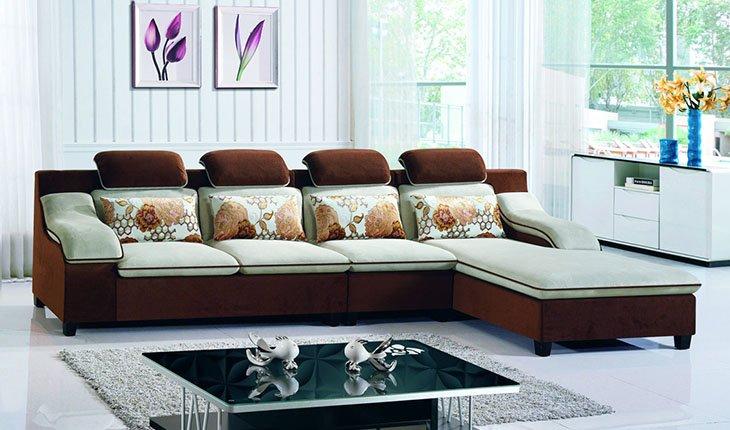 Mẫu sofa nỉ cao cấp giá bình dân tại Nội thất AmiA