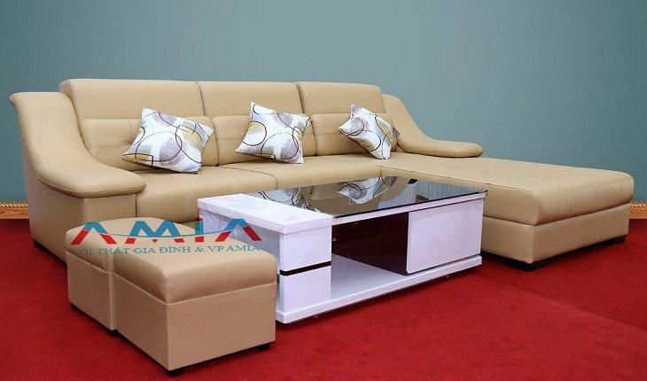 Hình ảnh cho mẫu ghế sofa được thiết kế và sản xuất theo yêu cầu tại Hà Nội