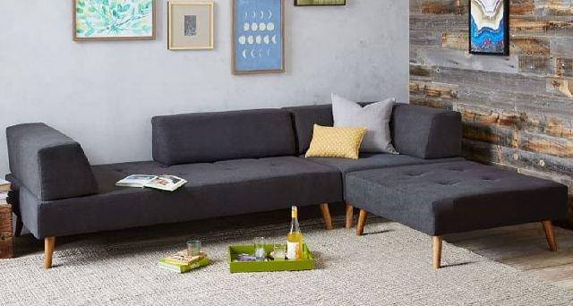 Nên chọn màu sắc nào cho bộ bàn ghế sofa phòng khách nhỏ