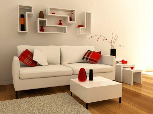 Hình ảnh cho mẫu ghế sofa phòng khách nhỏ gọn thật hiện đại và trẻ trung
