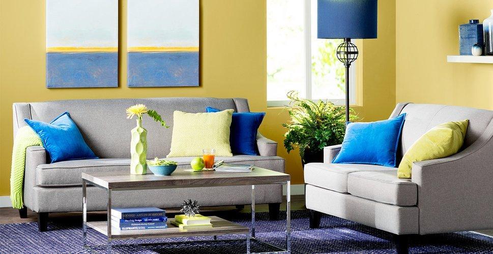 Hình ảnh cho bộ bàn ghế sofa phòng khách nhỏ xinh cho căn hộ của bạn
