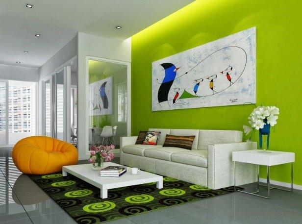 Hình ảnh cho mẫu sofa văng thiết kế hiện đại cho căn phòng khách nhỏ