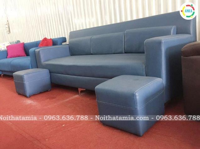 Kich thuoc ghe sofa da 2m danh cho phong khach nho