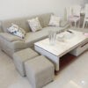 Hình ảnh Mẫu sofa văng đẹp hiện đại bài trí trong phòng khách nhà chung cư