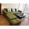 Hình ảnh đại diện cho mẫu ghế sofa đẹp nỉ chữ L AmiA SFN110