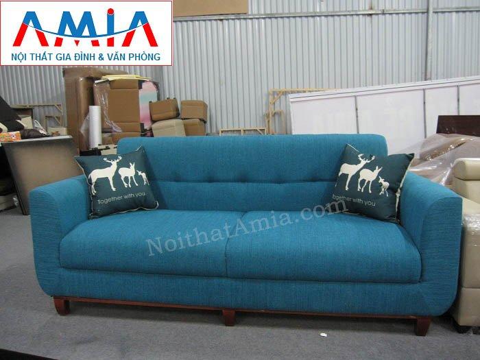 Hình ảnh ghế sofa nỉ văng đẹp đang rất được yêu thích và ưa chuộng trên thị trường nội thất Việt Nam