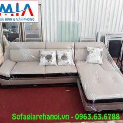 Hình ảnh bộ ghế sofa phòng khách đẹp với thiết kế dạng sofa chữ cho sự lựa chọn của bạn