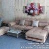 Ghe sofa da goc chu L dep hien dai AmiA SF123 tai xuong noi that AmiA