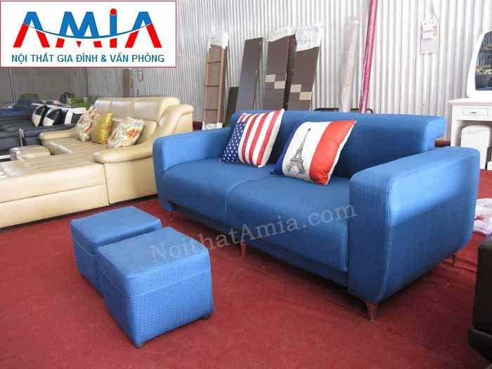 Hình ảnh cho mẫu ghế sofa văng đẹp hiện đại tại Tổng kho Nội thất AmiA