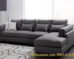 hình ảnh ghế sofa góc chữ L giá rẻ sf119