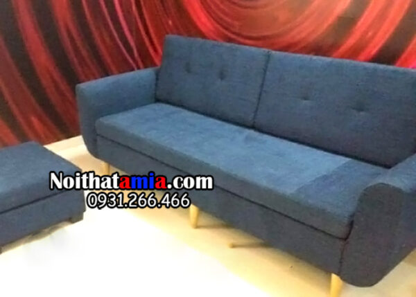 Bán ghế sofa văng nỉ hiện đại tại Hà Nội