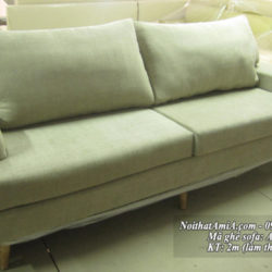 Mẫu ghế sofa AmiA nhỏ đẹp mã sô pha 147