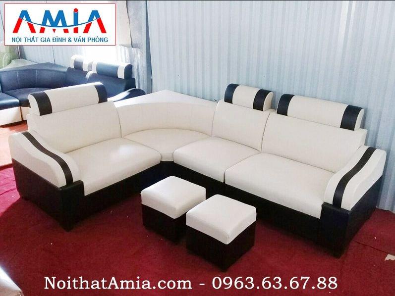 Hình ảnh kiểu dáng sofa góc giá rẻ