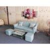 Hình ảnh Mẫu ghế sofa văng nhỏ mini đẹp hiện đại cho căn phòng nhỏ