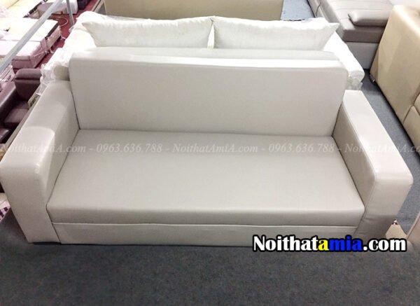 Ghế sofa văng da đẹp hiện đại giá rẻ tại Nội thất AmiA