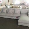 Hình ảnh Sofa nỉ góc đẹp giá rẻ kê phòng khách đẹp gia đình