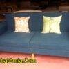 xem gần bộ sofa văng nhỏ cho phòng khách chung cư