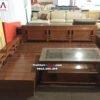 Hình ảnh Mẫu ghế sofa chữ L hiện đại cho phòng khách đẹp gia đình