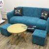 Hình ảnh Mẫu ghế sofa văng cho phòng khách nhỏ hẹp gia đình