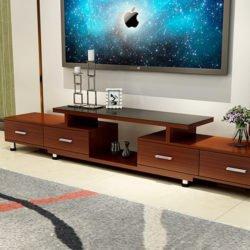 Ảnh mẫu kệ tivi gỗ ván ép hiện đại KTV235