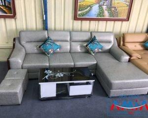 Sofa phòng khách chữ L đẹp AmiA SF198