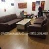 Ghế sofa phòng khách AmiA Sf203 cho nhà phố hiện đại