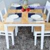 Ảnh mẫu bàn ăn gia đình giá rẻ BA021