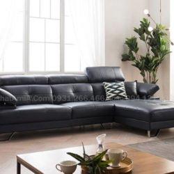 Ghế sofa da phòng khách hiện đại đẹp SFD207