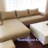 Ghế sofa góc da giá rẻ 10 triệu SFD223