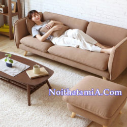 Ghế sofa văng nỉ đẹp trẻ trung SFN225