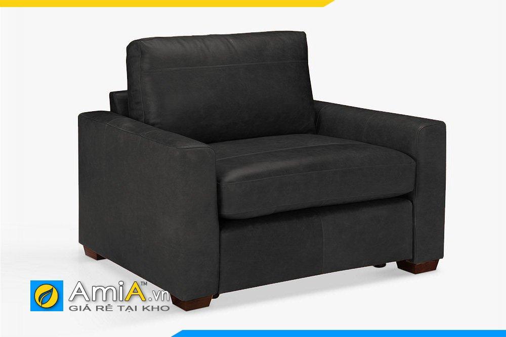 Một chiếc ghế màu đen cho văn phòng làm việc của sếp mệnh Thủy