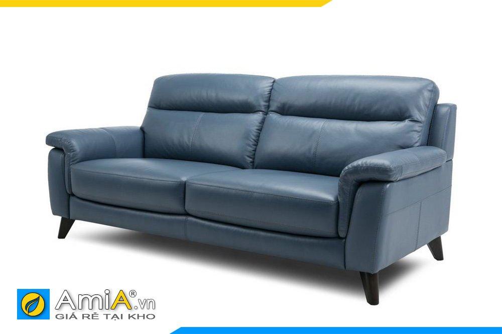 Cạnh bên của mẫu sofa văng 2 chỗ ngồi
