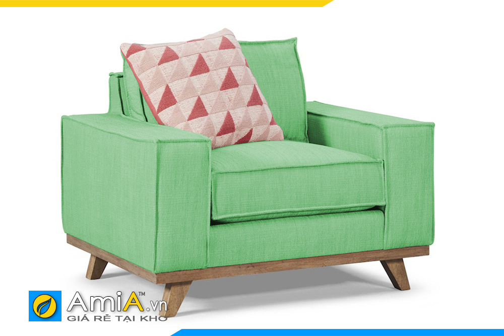 Sofa màu xanh lá