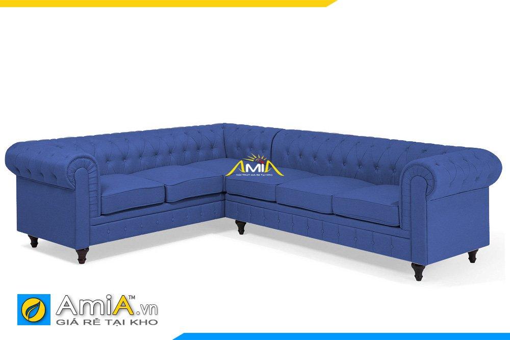 Sofa tân cổ điển kiểu dáng chữ V