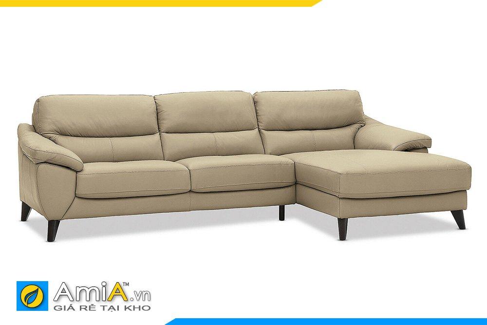 Bộ sofa màu ghi sáng điểm nhấn cho căn phòng có tông nội thất màu trung tính