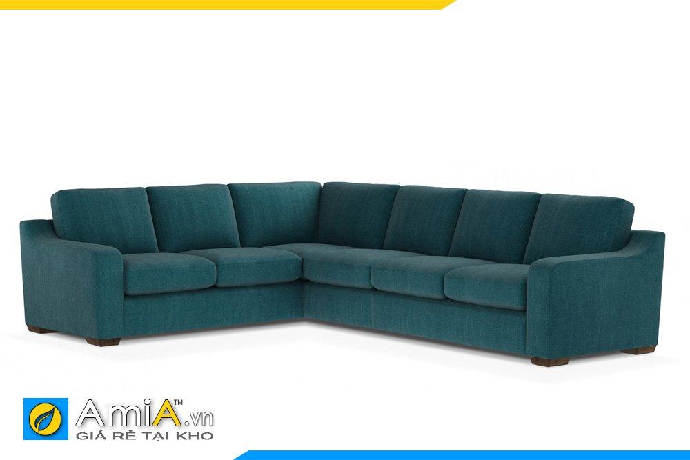 Sofa màu xanh Navy đậm