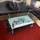 Hình ảnh cho mẫu bàn sofa kính đẹp giá rẻ cho không gian phòng khách đẹp