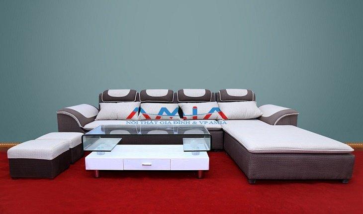 Hình ảnh cho địa chỉ mua sofa nỉ giá rẻ ở đâu tại Hà Nội uy tín, chất lượng và đáng tin cậy?