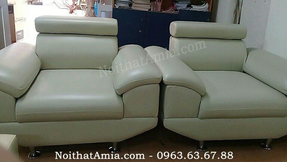 sofa da hai ghe sang trong