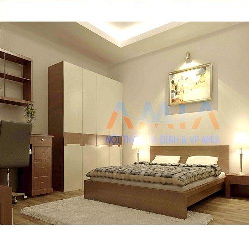 tủ quần áo gỗ ép cho các hộ chung cư