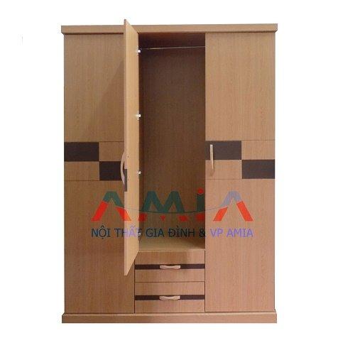 tủ treo quần áo giá rẻ tại kho nội thất AMiA